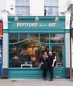 About Deptford Does Art